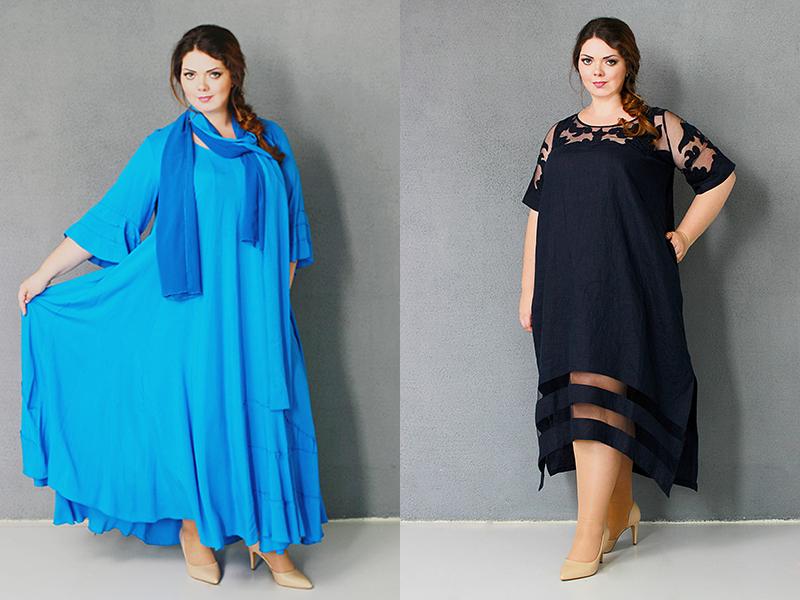 4f0a0a2eac3 Женская одежда больших размеров - магазины одежды для полных в Санкт ...