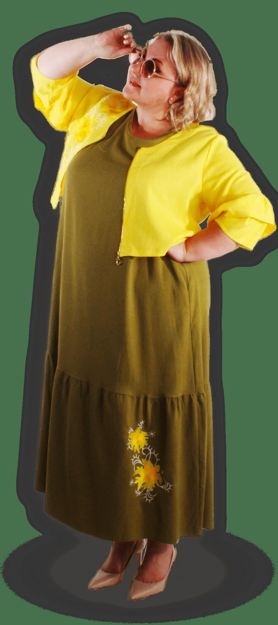 Как выбрать одежду больших размеров?